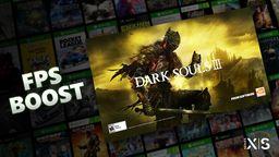 《黑暗之魂3》Xbox Series X|S帧数强化现已提供
