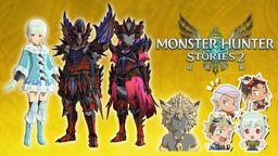 《怪物猎人 物语 2: 破灭之翼》本日正式发售!