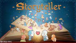 趣味解谜游戏《Storyteller》将登陆Switch和Steam 试玩版上线