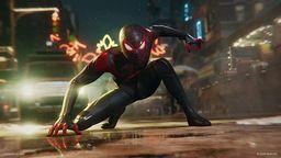 《蜘蛛侠迈尔斯莫里莱斯》游玩数据公开 共阻止上亿次犯罪