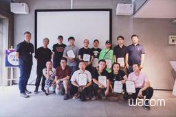 Wacom大师联盟宣告成立 予力中国数字艺术产业不断向新