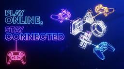 Play Online, Stay Connected 与好友一起玩游戏,赢取专属奖赏