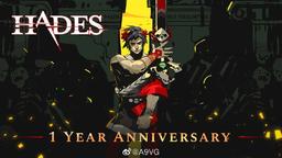 《黑帝斯》1.0版本上线一周年 GSC粘土人制作中