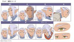 《怪物猎人物语2 毁灭之翼》第五弹角色设定图公开