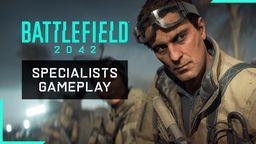 《战地2042》「初识新专家」 展示5位专家玩法