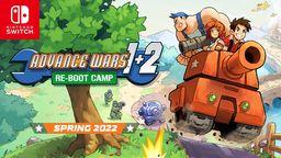 《高级战争1+2 RE-BOOT CAMP》延期至2022年春季发售