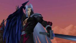 《王国之心3》制作组仍在争论是否让萨菲罗斯担任隐藏Boss
