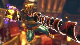 《ARMS》将于7月更新免费DLC角色Max Brass