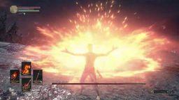 国外玩家1级苛刻条件挑战《黑暗之魂3》Boss战