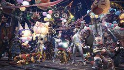 纪念《怪物猎人世界》发售1周年 将举办星辰祭感谢之宴活动
