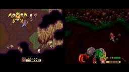 《圣剑传说2》SFC版与3D重制版画面对比视频