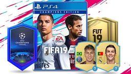 《FIFA19》公布发售日期与最新宣传片 新加入欧冠模式