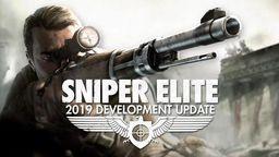 多款《狙击精英》系列作品公布 正统作、VR、V2高清版等