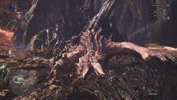 《怪物猎人世界》beta测试狩猎雄火龙角龙泥鱼龙视频