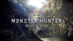 CAPCOM公开《怪物猎人世界》多人合作游戏试玩影像