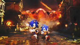 世嘉宣布《索尼克力量》确认将于11月9日发售