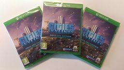 《城市:天际线》Xbox One版4月21日发售 售价39.99美元