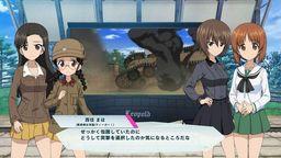 《少女与战车》可通过感想战模式回顾剧场版故事剧情