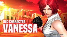 《拳皇14》新DLC角色凡妮莎公布 宣传片展示战斗画面