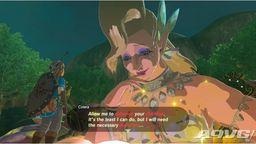 《塞尔达传说:荒野之息》四个大妖精位置攻略