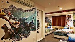 让怪物猎人进入你的家中!MHX大型壁纸即将发售