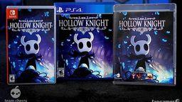 《空洞骑士》实体版再次推出 已在fangamer开启预购