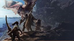 《怪物猎人世界》在TGS2017上可以试玩