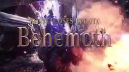 《怪物猎人世界》x《最终幻想14》 贝希摩斯与仙人掌登场