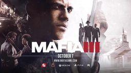 《黑手党3》新宣传片公布 发售日10月7日