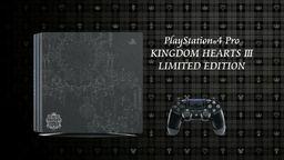 《王国之心3》加入加勒比海盗世界 限定PS4 Pro主机公布