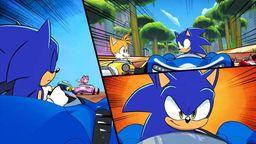 《组队索尼克赛车》动画宣传片公开 5月21日推出