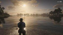 《荒野大镖客2》钓鱼方法心得 荒野大镖客简单钓鱼方法
