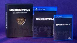 《传说之下》PS4/PSV版8月15日发售 收藏版包含八音盒