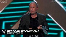 《荒野大镖客2》获得TGA2018最佳叙事游戏