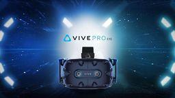 HTC發布全新VR硬件Vive Pro Eye 整合眼動追蹤功能