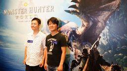 ACGHK采访辻本良三:《怪物猎人世界》中文补丁仅限PS4版 更新时间待定