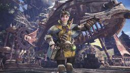《怪物猎人世界》入门影像 故事背景和新系统介绍