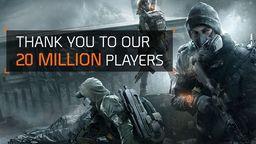 《全境封锁》全球玩家突破2000万 2周年纪念活动开启