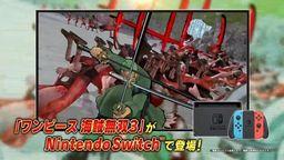 《海贼无双3 豪华版》宣传视频 12月21日发售