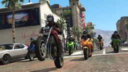 《GTA ONLINE》摩托帮活动周 完成活动任务获得双倍奖励