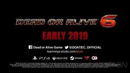 《死或生6》正式发表 将减少性感元素更重视格斗部分