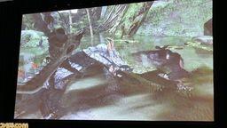 《怪物猎人世界》海龙不会登场 但开发组实际已经做过了