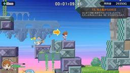 《海腹川背Fresh!》天空世界关卡试玩影像 4月25日发售
