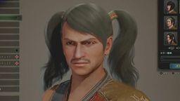 《怪物猎人世界》最新演示视频 男性角色可选择女性发型