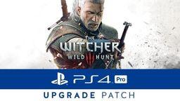 《巫师3》PS版4K补丁上线 正式支持PS4 Pro