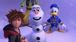 《王国之心3》宣布将更换雪宝声优 今后通过更新补丁修改