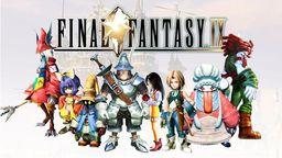 PS Store日服下载游戏销量榜 《最终幻想9》名列第一