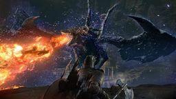 《黑暗之魂3:轮环之都》近战黑龙打法心得