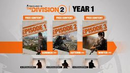 育碧公布《全境封锁2》全年更新计划 每个季度都有免费内容