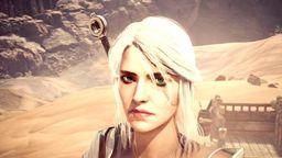 《怪物猎人世界》x《巫师3》联动任务二期 可获得希里装备